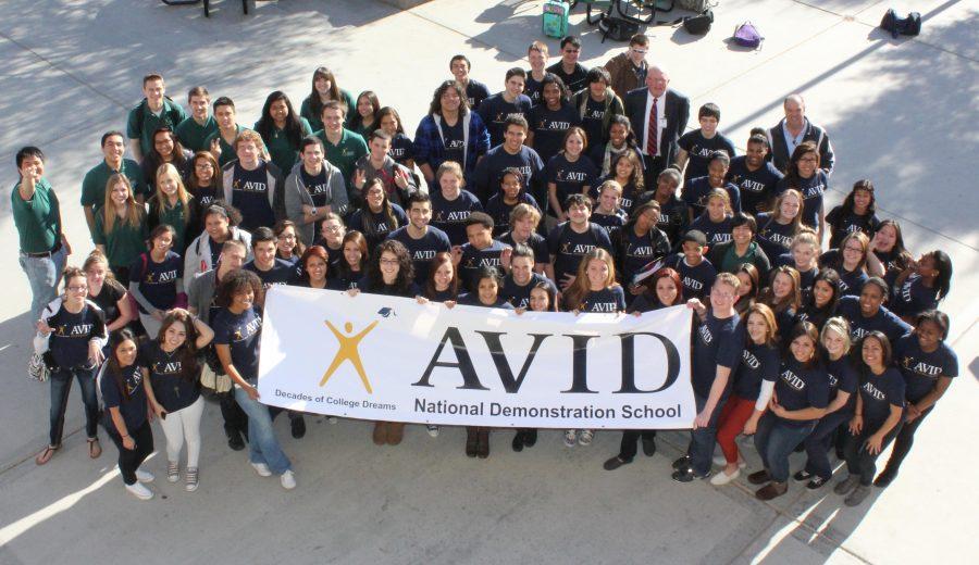 Spring Valley named an AVID Demonstration School