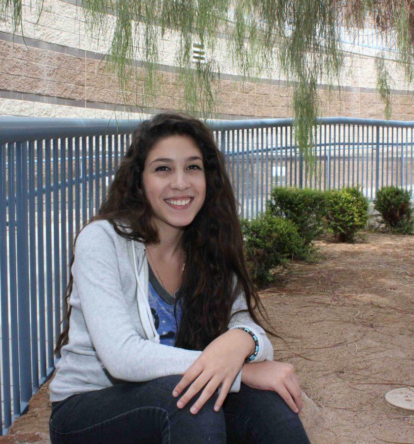 Meet Jazmine Abundis