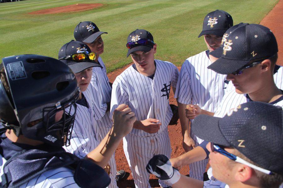 Varsity+Baseball+Embraces+Playoff+Hopes