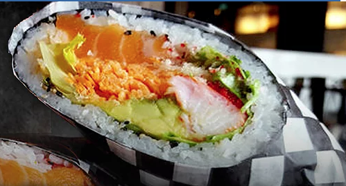 Yoshi Burrito brings Mexican, Japanese fusion to SV area