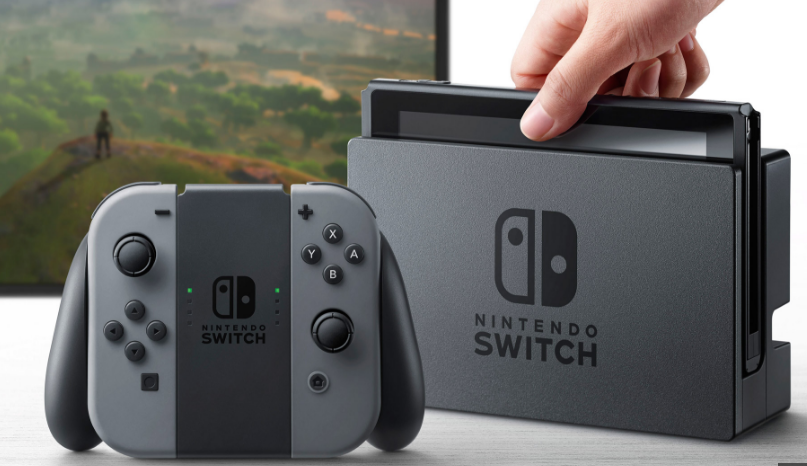 Nintendo+Switch+brings+innovative+gaming+to+the+masses