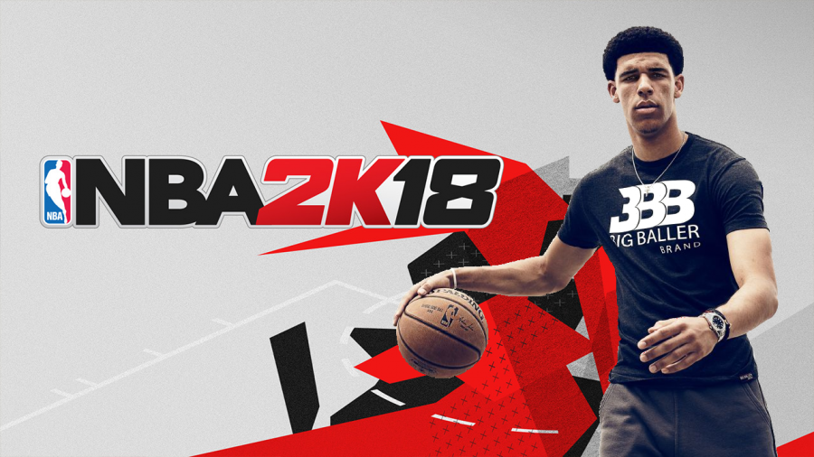 Sorry, can't talk, I'm busy playing 2K18 right now