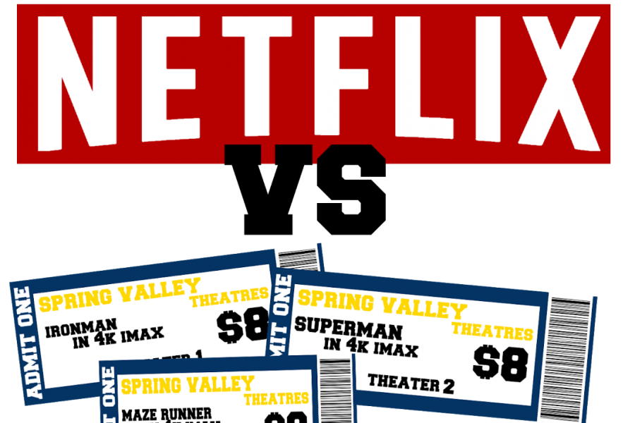 Netflix, streaming services, destroying the film industry