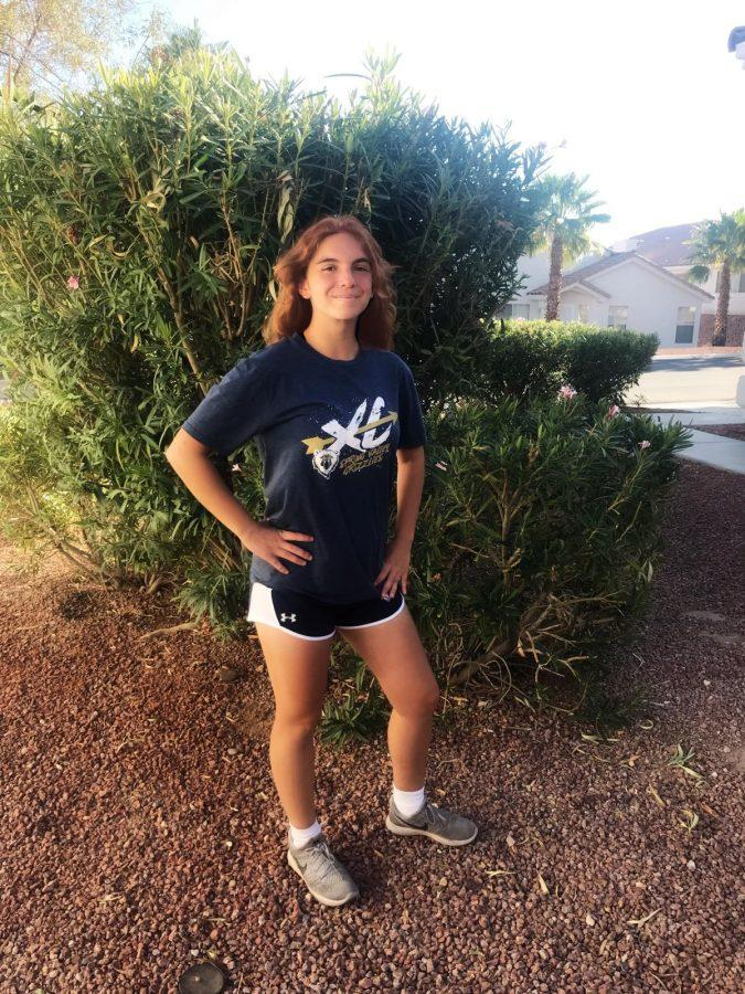 Motivating Athlete: Ana Maria Ionescu