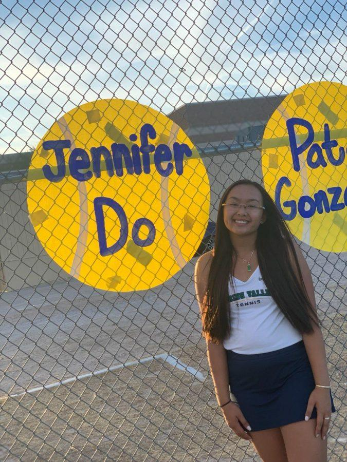 Jennifer Do: Final tennis season