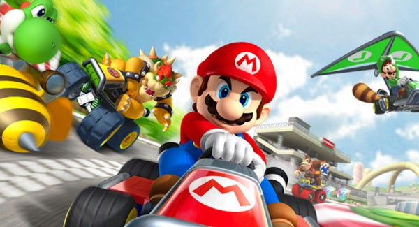 'Mario Kart Tour': Racing through the crowds