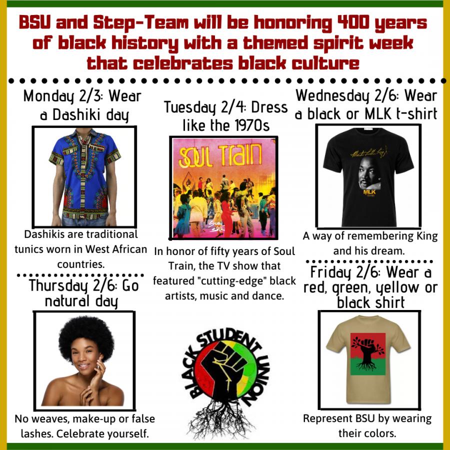BSU+and+Step-Team+Spirit+Week+2020