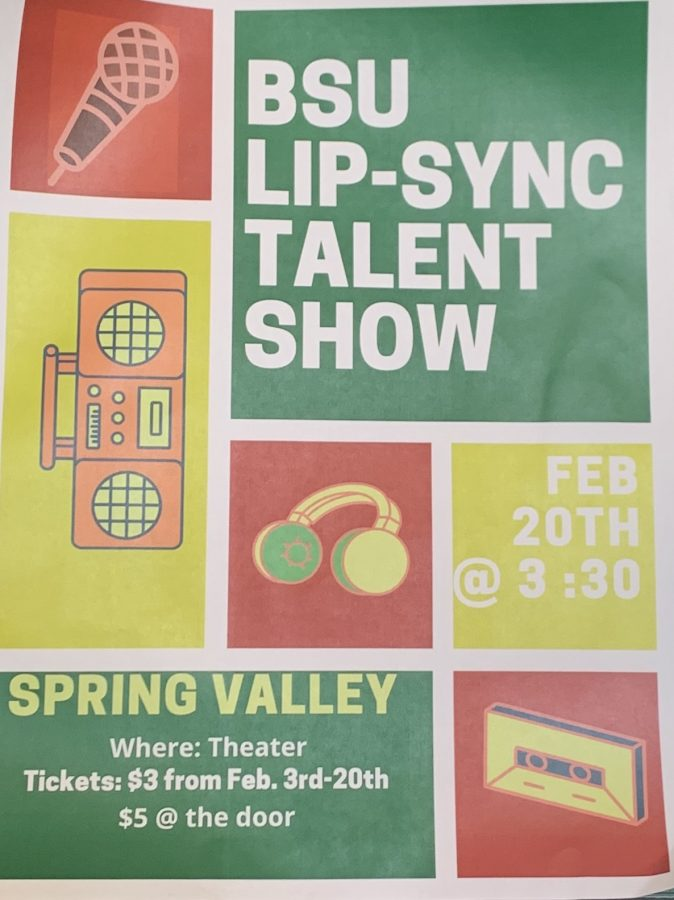 BSU Lip-Sync Talent Show