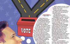 Estudiantes se esfuerzan para conectar con políticos