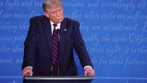 The highs and lows of President Trump's debate performance