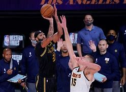 With Their Win Over The Nuggets, The Lakers Are The Frontrunners For The Title