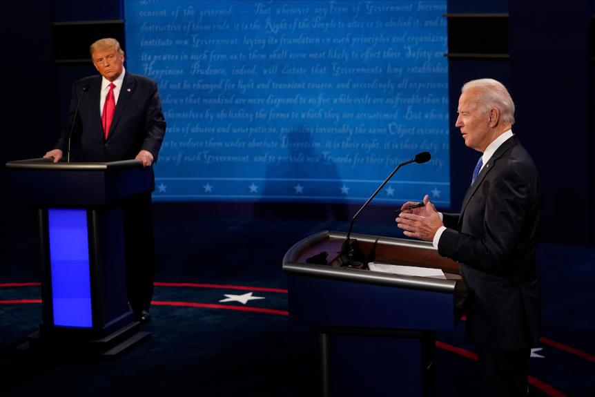 The final debate was President Trump's great redemption - here's why