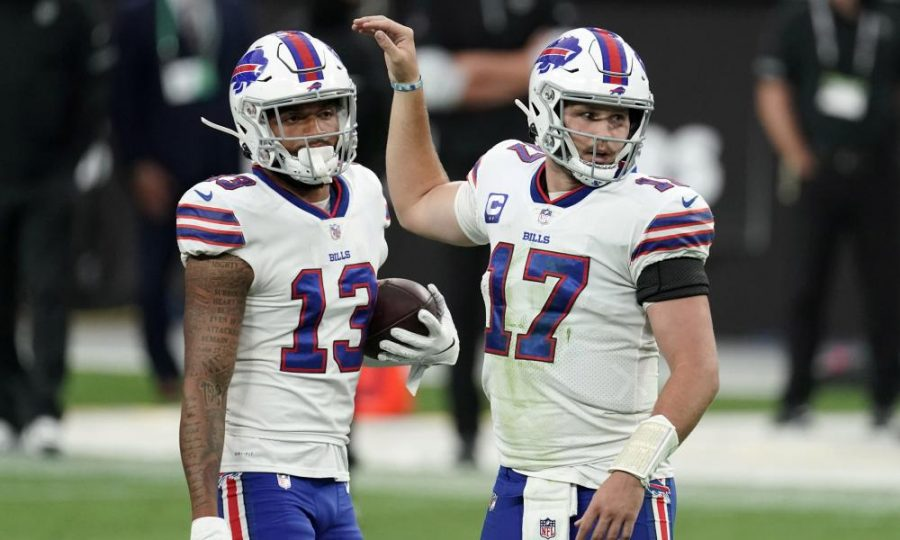 Oct+4%2C+2020%3B+Paradise%2C+Nevada%2C+USA%3B+Buffalo+Bills+quarterback+Josh+Allen+%2817%29+and+wide+receiver+Gabriel+Davis+%2813%29+celebrate+at+the+end+of+the+game+against+the+Las+Vegas+Raiders+at+Allegiant+Stadium.+The+Bills+defeated+the+Raiders+30-23.+Mandatory+Credit%3A+Kirby+Lee-USA+TODAY+Sports