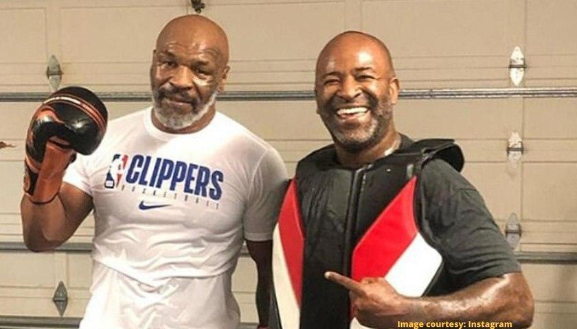 Mike+Tyson+Versus+Roy+Jones+Jr.+Set+To+Be+An+Instant+Classic