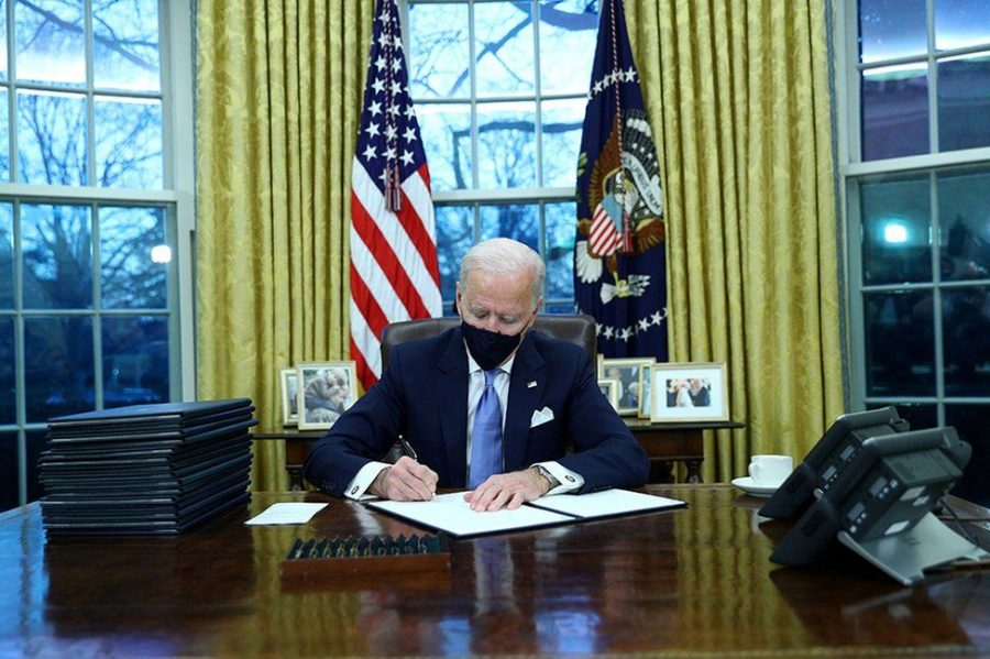 Students Reflect on the Biden Administration and Inauguration