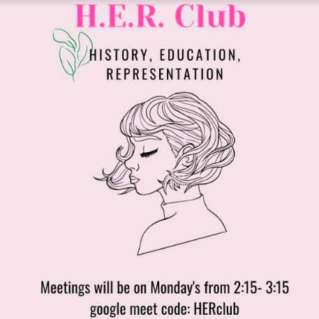 Courtesy of the H.E.R Instagram. (@svhs_herclub)