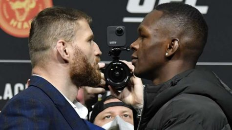 Our Tell of the Tape: UFC 259
