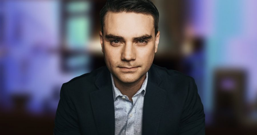 Ben+Shapiro%2C+editor-in-chief+of+The+Daily+Wire