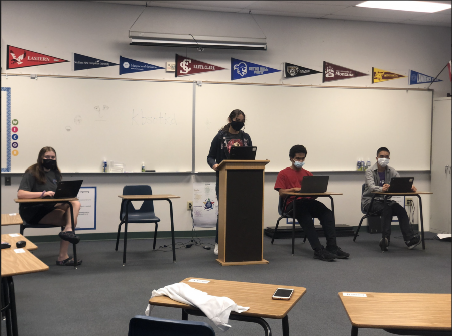 Speech and Debate Practices During Summer Enrichment