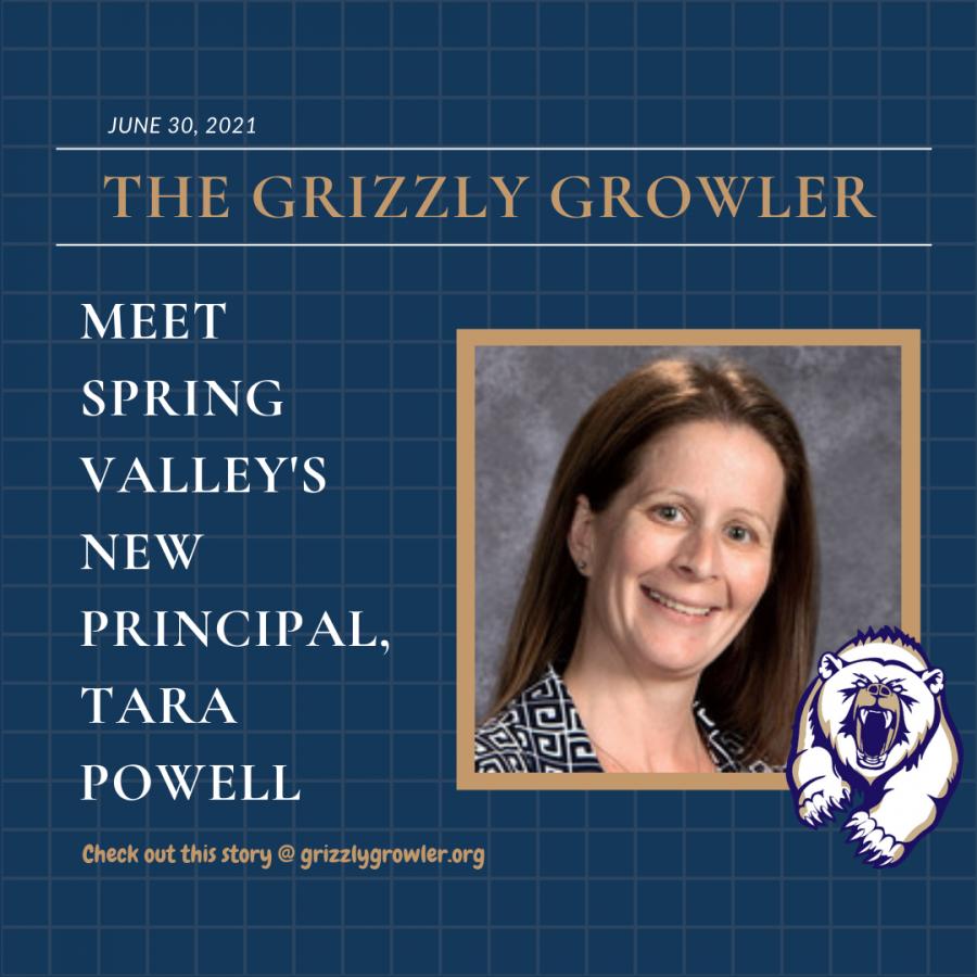 Ex subdirector nombrado nuevo director de Spring Valley