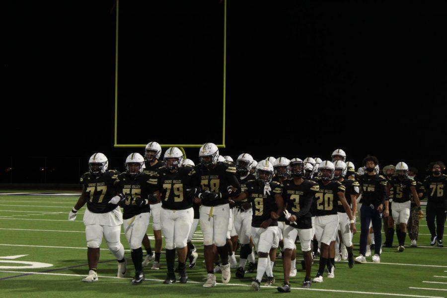 UPDATE: Varsity Football Spring Valley-Clark Game
